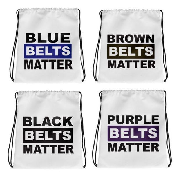 lives matter stringbag