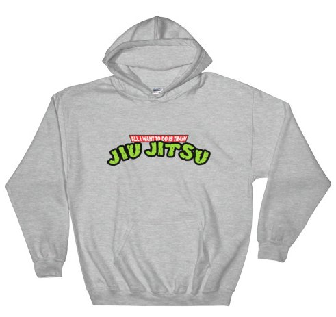 all i want to do is train bjj grey